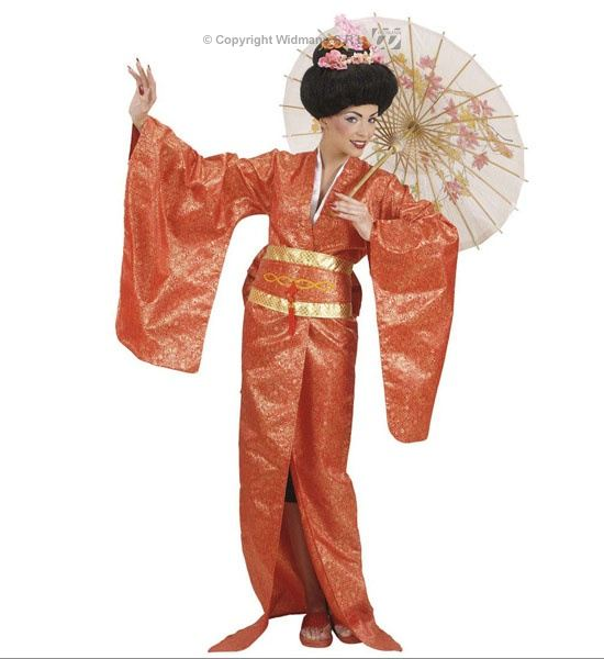 d5a5c8c22f8e Dámský kostým Geisha DeLuxe L (42 44)
