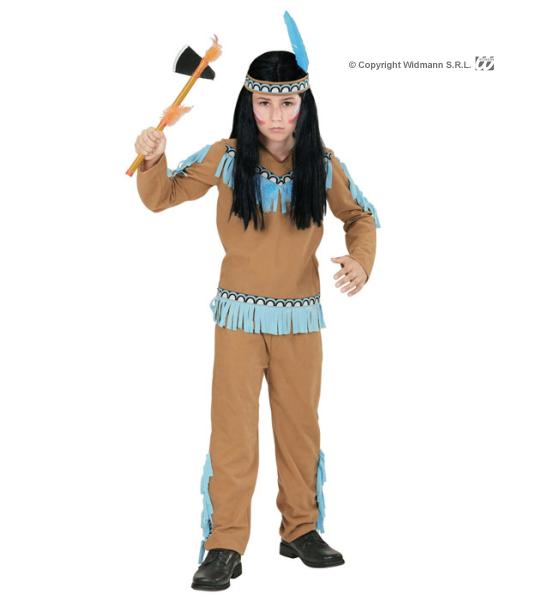 Dětský kostým Indián 128 (5-7 let) d9c73766ea