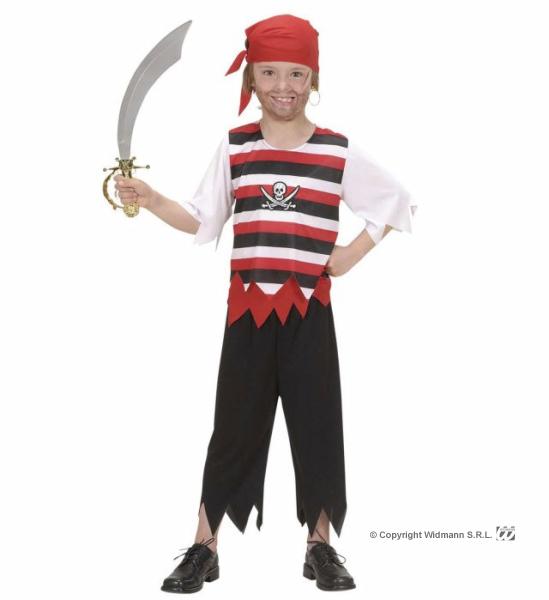 Dětský kostým Pirát 128 (5-7 let) cb2f069d387