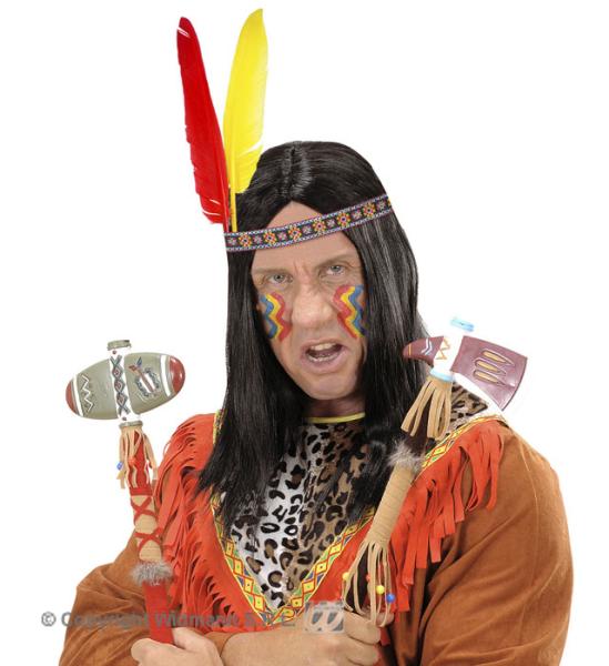 df050e75171 ... Čelenka Indiánská 2 péra (4)