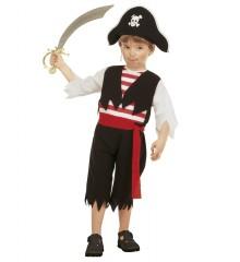 b062597aad2c WIDMANN Dětský kostým Pirát s kloboukem vel.104 cm (2-3 roky)
